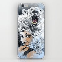 Arctic Tears iPhone & iPod Skin