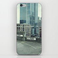 exit iPhone & iPod Skin