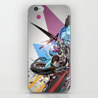 1-2-4 iPhone & iPod Skin
