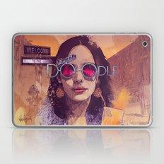 Welcome To The Fresh Doo… Laptop & iPad Skin