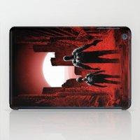 Quarantine: Joel And Ell… iPad Case
