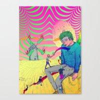 Marinero - Chican@ Canvas Print