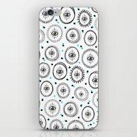 E.Y.E.S. ii iii iPhone & iPod Skin