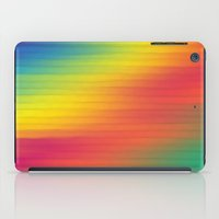 Paint The Fence. iPad Case