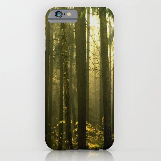 Forest#5 iPhone & iPod Case