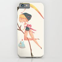 iPhone Cases featuring magical death by yohan sacre