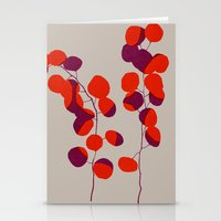 Silver Dollar 2 Stationery Cards