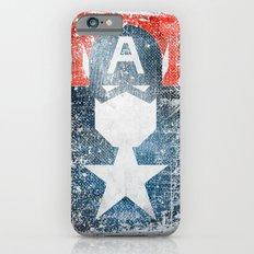 Yankee Captain grunge superhero Slim Case iPhone 6s