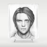 Dr. Chase-House MD-Jesse… Shower Curtain