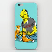 Cas N' Cats iPhone & iPod Skin