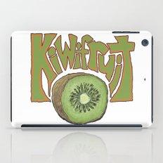 Kiwifruit. iPad Case
