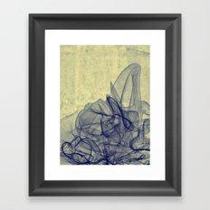 Ebulition Framed Art Print