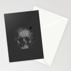 Sign of Death Stationery Cards