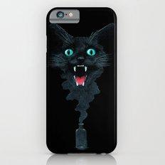 Black Cat Magic iPhone 6 Slim Case