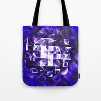 Rubiks Cube Tote Bag