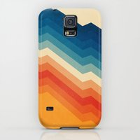 Galaxy S5 Cases featuring Barricade by Tracie Andrews