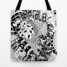 The heart of things Tote Bag
