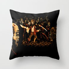 The Last Stand! Throw Pillow