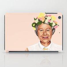 Hipstory - Queen Elizabeth iPad Case
