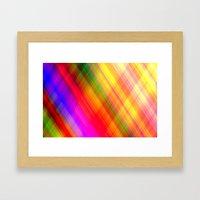 Pattern6 Framed Art Print