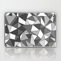 Ab Collide Grey Laptop & iPad Skin