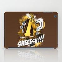 You Ain't A Lambda? SHEE… iPad Case