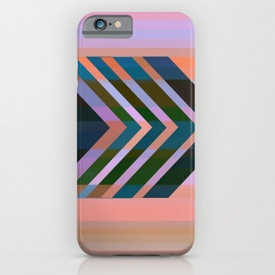 Chevron Hipster iPhone & iPod Case