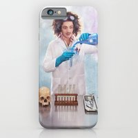 iPhone & iPod Case featuring Mad Science by Rebecca Handler