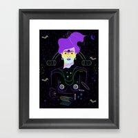 Frida Boreal Framed Art Print