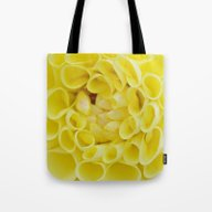 Yellow Blossom Tote Bag