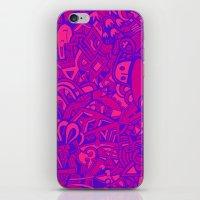 aamu iPhone & iPod Skin