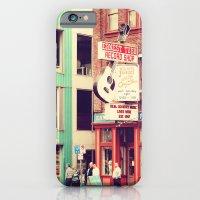 Ernest Tube Record Shop iPhone 6 Slim Case
