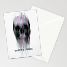 blured Stationery Cards