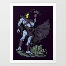 Keldor the Fallen Art Print