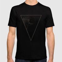 All lines lead to the...Elephant Mens Fitted Tee Black SMALL