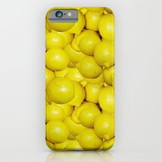 When life gives you lemons, make a pattern Slim Case iPhone 6s