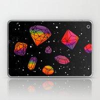 DIAMONDS IN THE SKY Laptop & iPad Skin