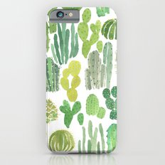 Cactus iPhone 6 Slim Case