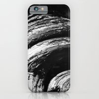 iPhone & iPod Case featuring Curves by Rebecca A Sherman