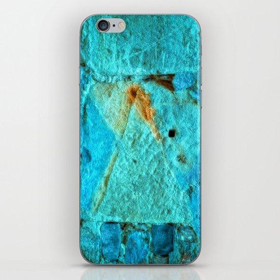BREAKS IN THE WALL iPhone & iPod Skin