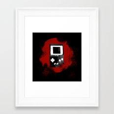 Gaming Is Dead.. Long Live Gaming Framed Art Print