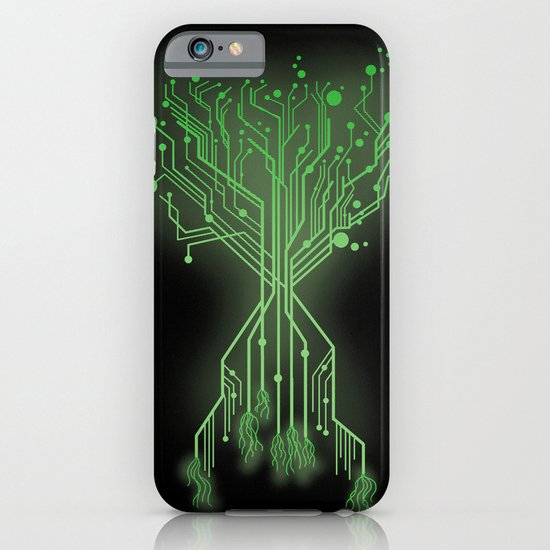 CircuiTree iPhone & iPod Case