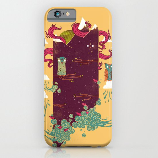 Nighttime iPhone & iPod Case