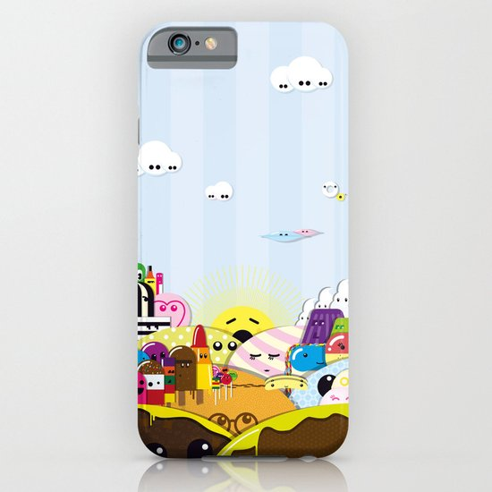 SF Sweet World  iPhone & iPod Case