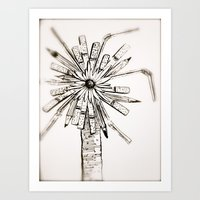 Flower? Art Print