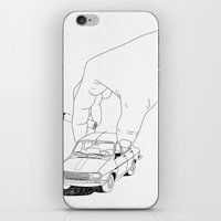 Driving home iPhone & iPod Skin
