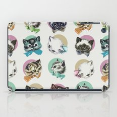 Cats & Bowties iPad Case