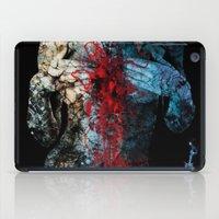 heart ache iPad Case