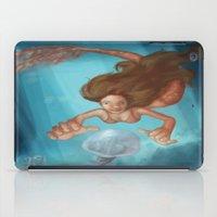 Mermaid iPad Case