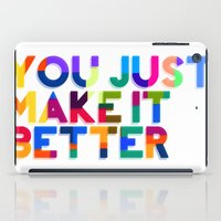 Better iPad Case